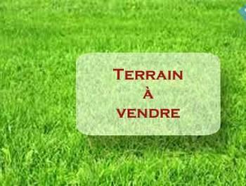 Terrain 802 m2