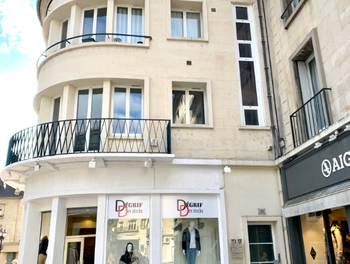 Appartement 2 pièces 38,43 m2