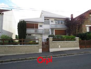 Appartement meublé 2 pièces 35,5 m2