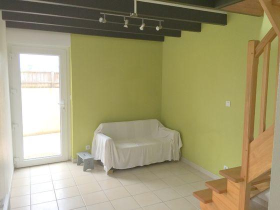 Location maison meublée 2 pièces 22 m2