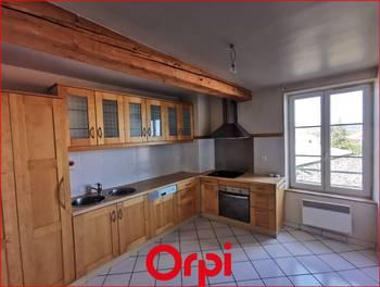 Appartement 4 pièces 74,53 m2