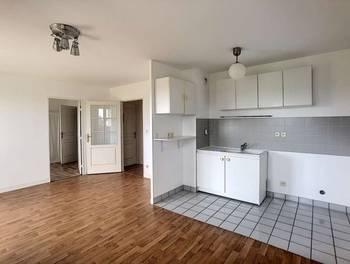 Appartement 2 pièces 42,45 m2