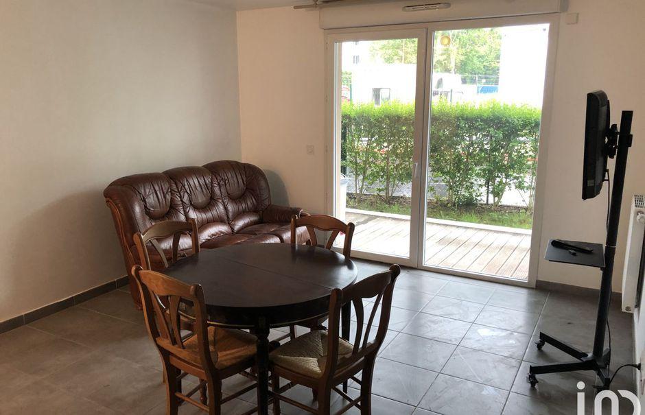 Vente appartement 2 pièces 42 m² à Montlignon (95680), 175 000 €