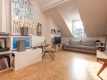 Appartement meublé 3 pièces 52,86 m2