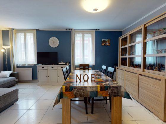 Vente appartement 3 pièces 65,43 m2