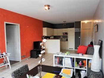 Appartement 2 pièces 61,57 m2