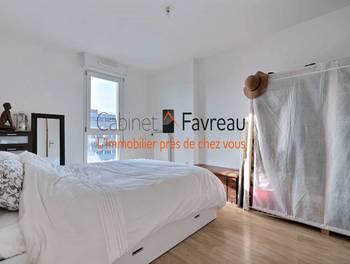 Appartement 2 pièces 38,55 m2