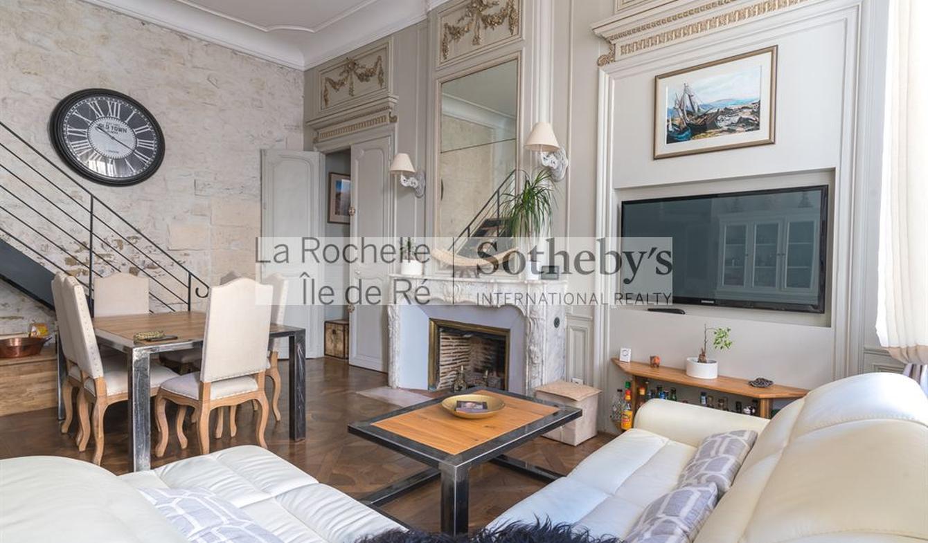 Seaside apartment La Rochelle