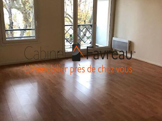Location appartement 2 pièces 51,47 m2