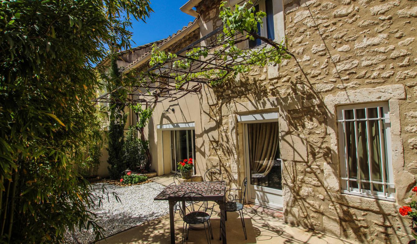 House with terrace Saint-Rémy-de-Provence