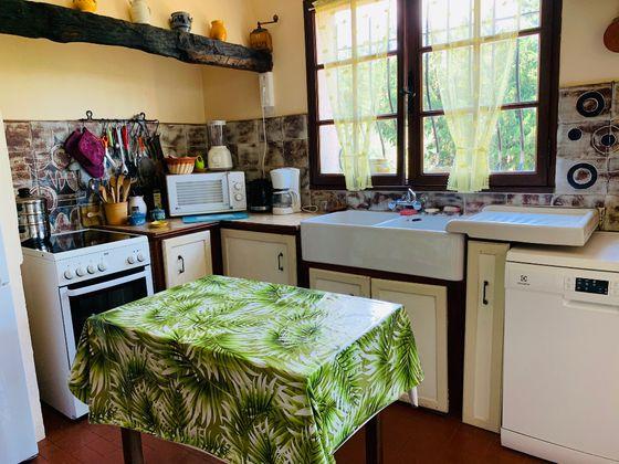 Vente maison 6 pièces 122,95 m2