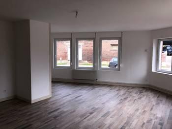 Appartement 2 pièces 59,9 m2