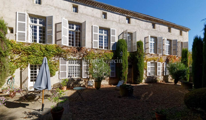 House with pool Caux-et-Sauzens