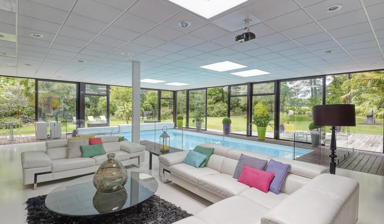 Maison avec piscine Saint-Genès-de-Fronsac