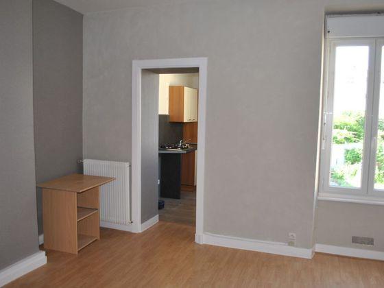 Location appartement meublé 2 pièces 37,54 m2