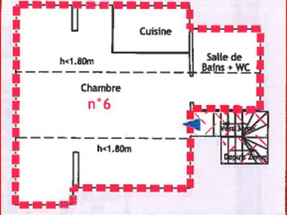 Vente appartement 2 pièces 11 m2