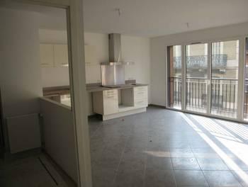 Appartement 2 pièces 52,87 m2