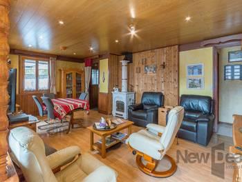 Appartement 3 pièces 145 m2