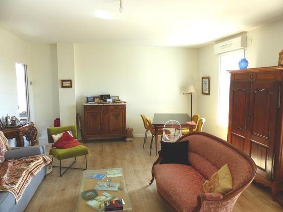 Vente appartement 4 pièces 110,4 m2