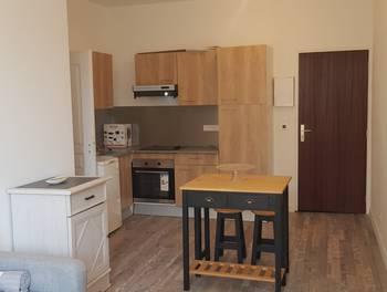 Appartement meublé 2 pièces 33,24 m2