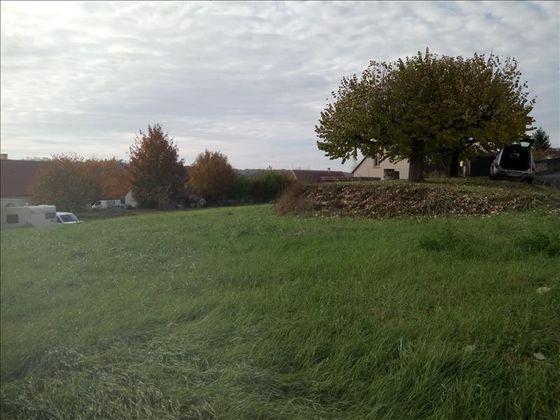 Vente terrain 913 m2