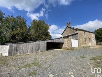 maison à Saint martin de tallevende (14)
