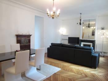Appartement meublé 4 pièces 81 m2