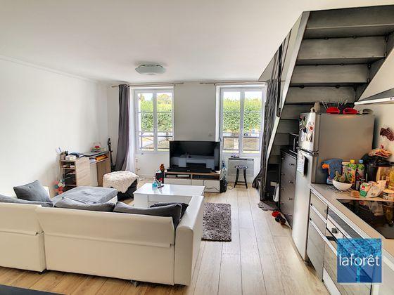 Vente appartement 2 pièces 42,4 m2