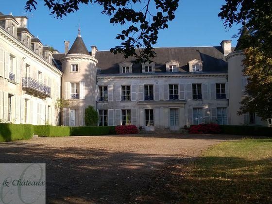 Vente château 14 pièces 1200 m2