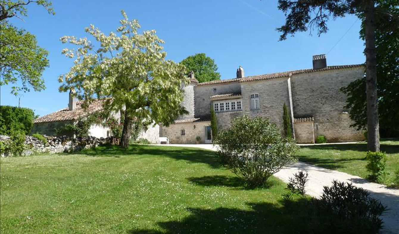 Maison Saint-Amans-du-Pech