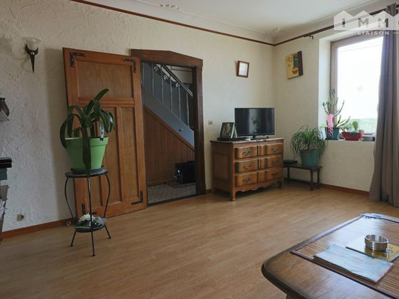 Vente maison 6 pièces 126 m2