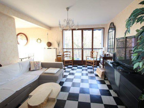 vente Appartement 5 pièces 83 m2 Tours