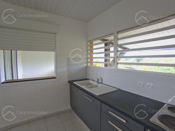 Location appartement 2 pièces 46,55 m2