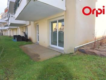 Appartement 2 pièces 35,39 m2