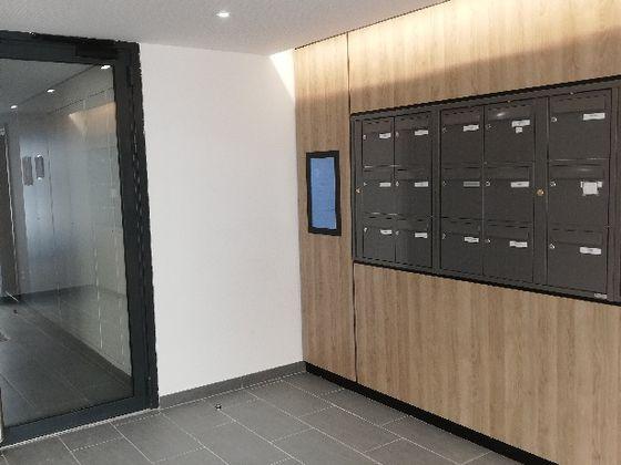 Location studio meublé 31 m2