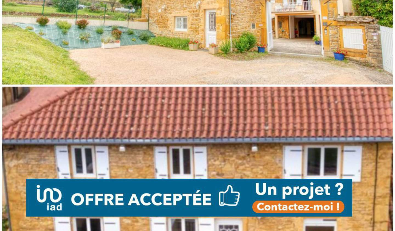 Maison avec terrasse Saint-Germain-sur-l'Arbresle