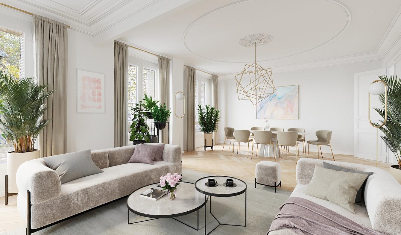 Apartment Paris 6th