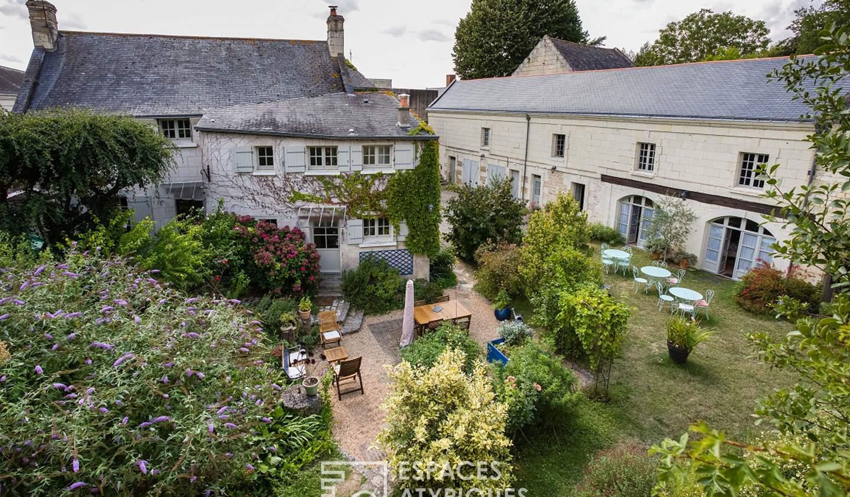 Maison Le Coudray-Macouard