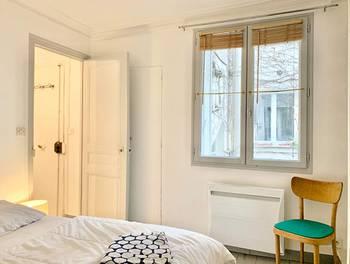 Appartement meublé 2 pièces 28,67 m2