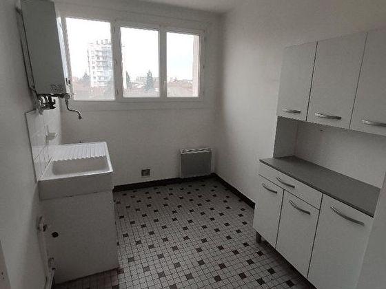 Vente appartement 3 pièces 56,83 m2