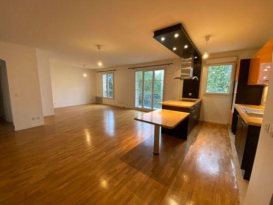 Location appartement 4 pièces 97,41 m2