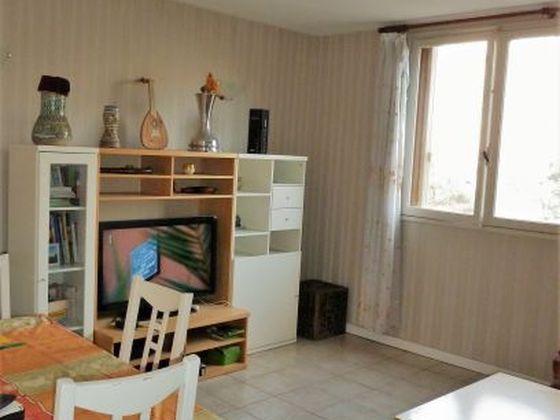 Vente appartement 3 pièces 55,23 m2