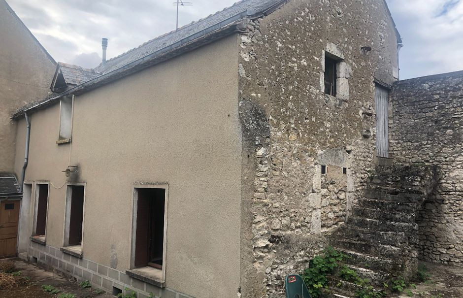 Vente maison 3 pièces 85 m² à Mer (41500), 117 500 €