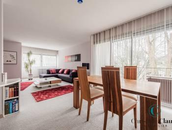 Appartement 4 pièces 91,91 m2