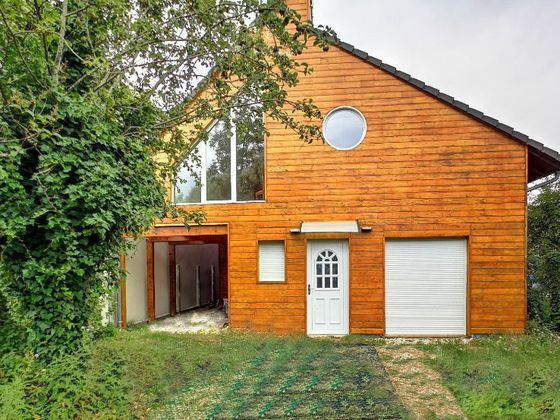Vente maison 6 pièces 135 m2