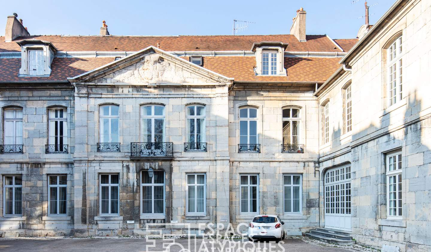 Apartment Besancon