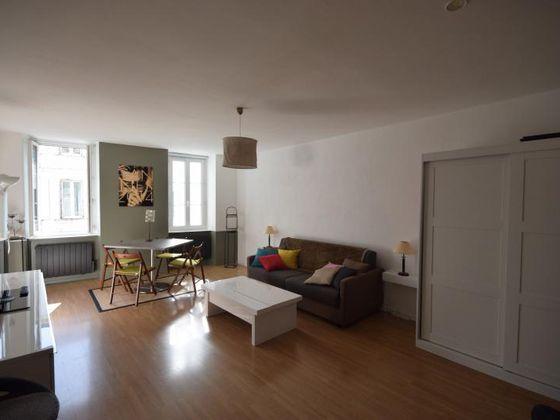 Vente studio 37,46 m2