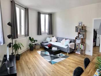 Appartement 2 pièces 49,8 m2