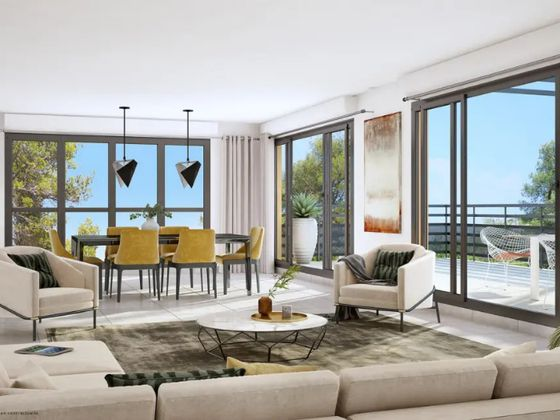 Vente appartement 3 pièces 69,5 m2