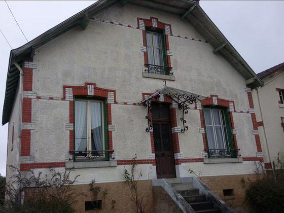 vente Maison 5 pièces 95 m2 Vierzon